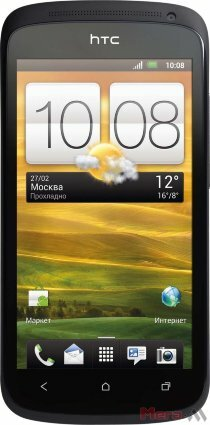 HTC One S (Z520e) Black