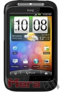 HTC Wildfire S A510e black