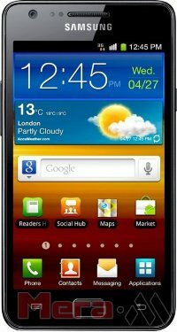 Samsung I9100 Galaxy S II (Black)