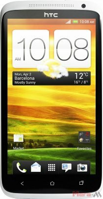 HTC One X S720e 32 Gb white*
