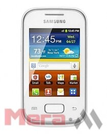 Samsung Galaxy mini 2 S6500 white