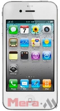 iPhone 4G J8 white