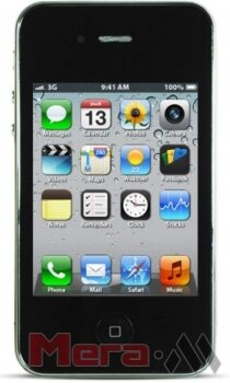 iPhone 4G F8 black