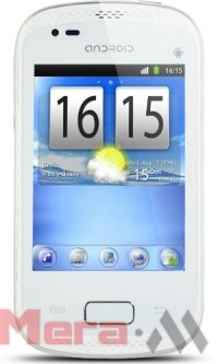 Samsung Galaxy S3 mini S6010 white
