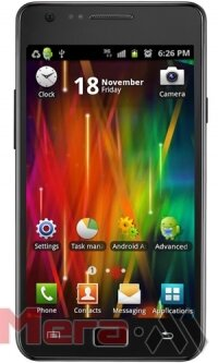 Samsung Galaxy S2 I9100 black