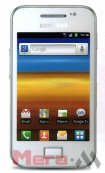 Samsung Galaxy Ace S5830 white без Android