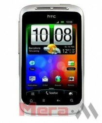 HTC Wildfire S A510e white