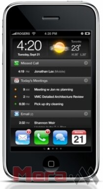 Iphon 5G W66 black