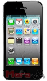 iPhone 4G W88 black