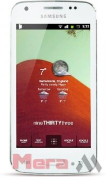 Samsung Galaxy S4 mini i9500 white
